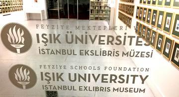 Işık University Istanbul Ex-libris Museum