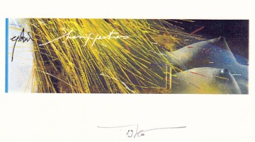 Martin R. Baeyens, Belgium, S/6, (85 x 135), 1992