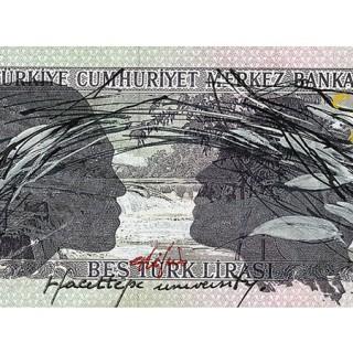 Martin R. Baeyens, Belçika, S1/8, (60 x 134), 2002