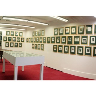 Have you really not seen the Exlibris Museum yet?