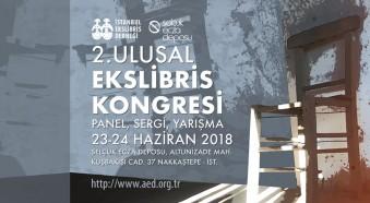 2. Ulusal Ekslibris Kongresi-İstanbul 2018