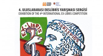 Exhibition of The 4th International Ex-libris Competition – Istanbul 2018