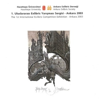 Catalog of the 1. International Ex-libris Competition-2003