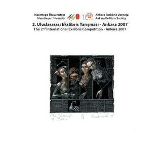 Catalog of the 2. International Ex-libris Competition_2007