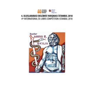 Catalog of the 4. International Ex-libris Competition-2018