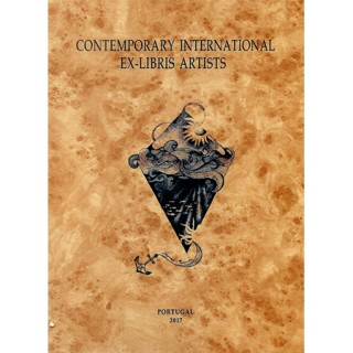Book of the Contemporary International Ex-libris Artists_2017