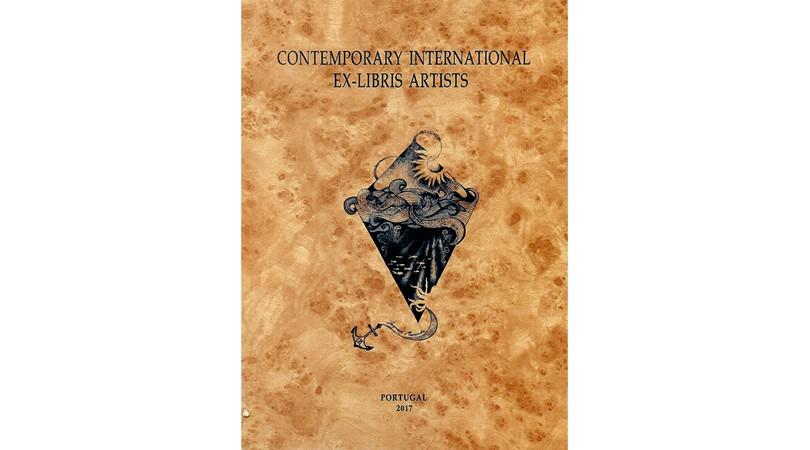 Uluslararası Çağdaş Ekslibris Sanatçıları Kitabı_2017